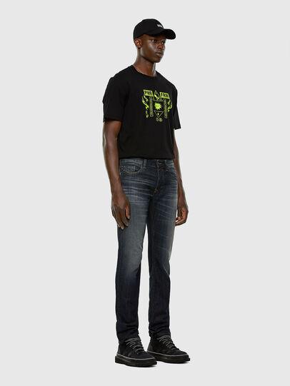 Diesel - Safado 009EP, Blu Scuro - Jeans - Image 5