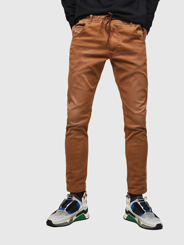 Krooley JoggJeans 0670M, Marrone - Jeans