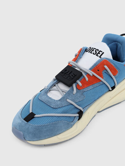Diesel - S-SERENDIPITY LACE, Azzurro - Sneakers - Image 5
