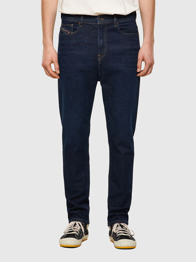Diesel - D-VIDER JoggJeans® Z69VI, Blu Scuro - Jeans - Image 1