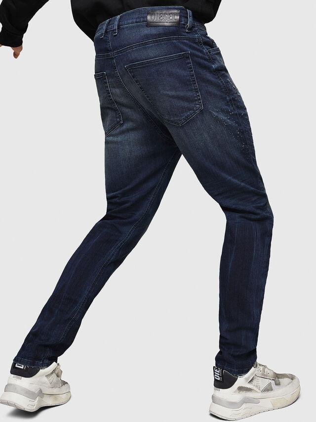 Diesel - D-Vider JoggJeans 069HV, Blu medio - Jeans - Image 2