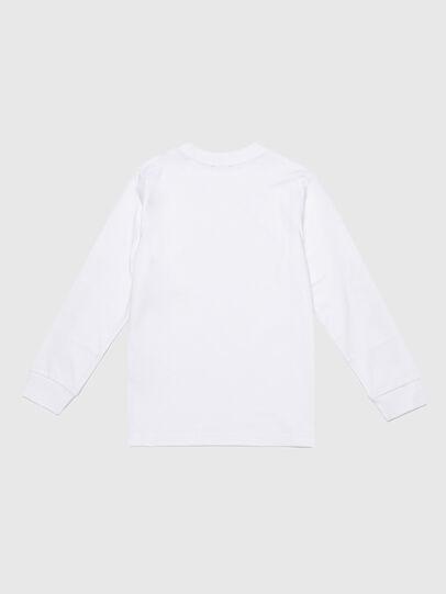 Diesel - TVARYS, Bianco - T-shirts e Tops - Image 2