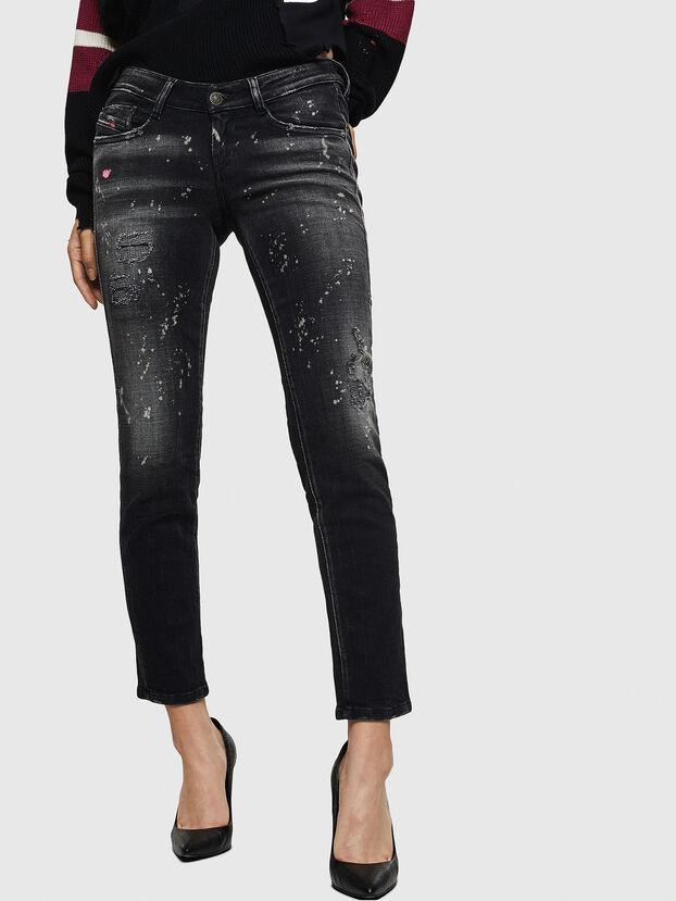 D-Ramy 0091Z, Nero/Grigio scuro - Jeans