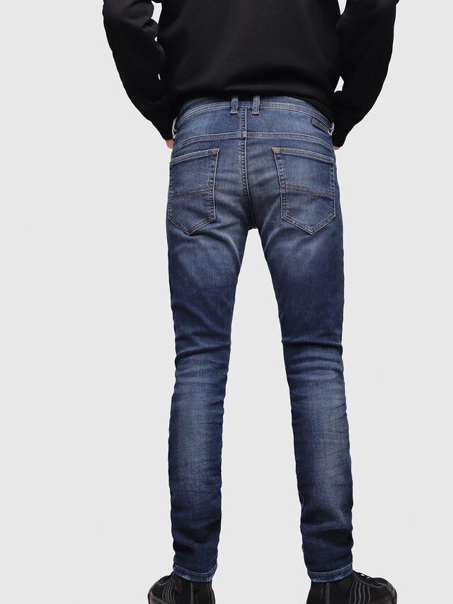 Diesel - Thommer JoggJeans 088AX, Blu Scuro - Jeans - Image 2