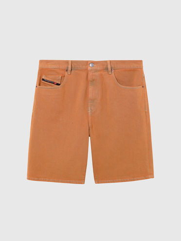 Shorts slim fit in JoggJeans® colorati