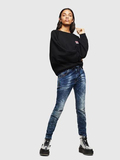Diesel - Krailey JoggJeans 069AA, Blu Scuro - Jeans - Image 5