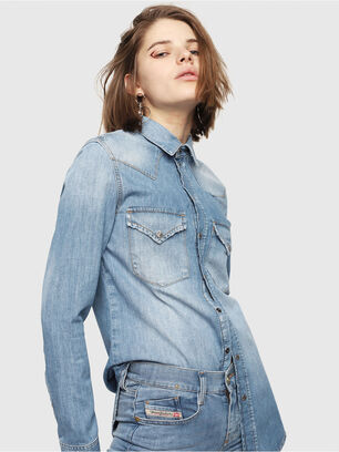 DE-RINGY, Blu Jeans - Camicie in Denim