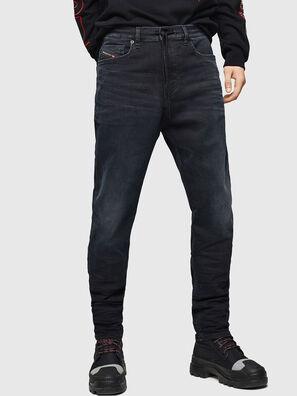 D-Vider JoggJeans 069GE, Nero/Grigio scuro - Jeans