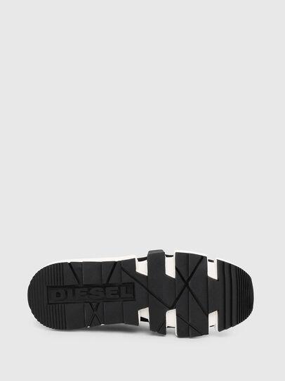 Diesel - H-PADOLA LOW SOCK, Nero - Sneakers - Image 4