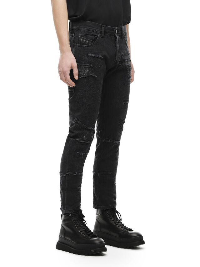 Diesel - TYPE-2813E, Nero Jeans - Jeans - Image 3