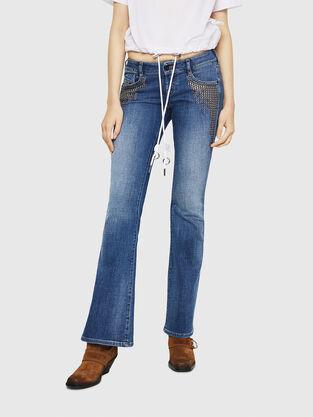 D-Clayre 082AD, Blu medio - Jeans