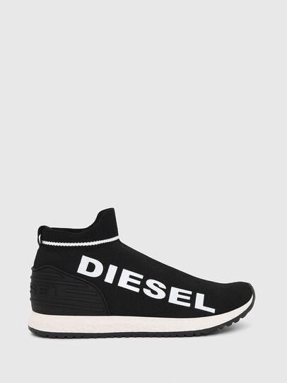Diesel - SLIP ON 03 LOW SOCK, Nero - Scarpe - Image 1