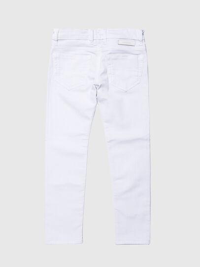 Diesel - THOMMER-J JOGGJEANS, Bianco - Jeans - Image 2