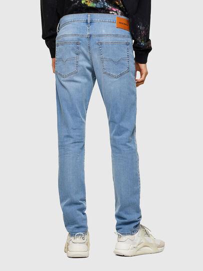 Diesel - D-Yennox 009NX, Blu Chiaro - Jeans - Image 2