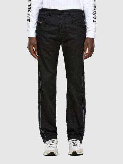 Diesel - KROOLEY JoggJeans® 0KAYO, Nero/Grigio scuro - Jeans - Image 1