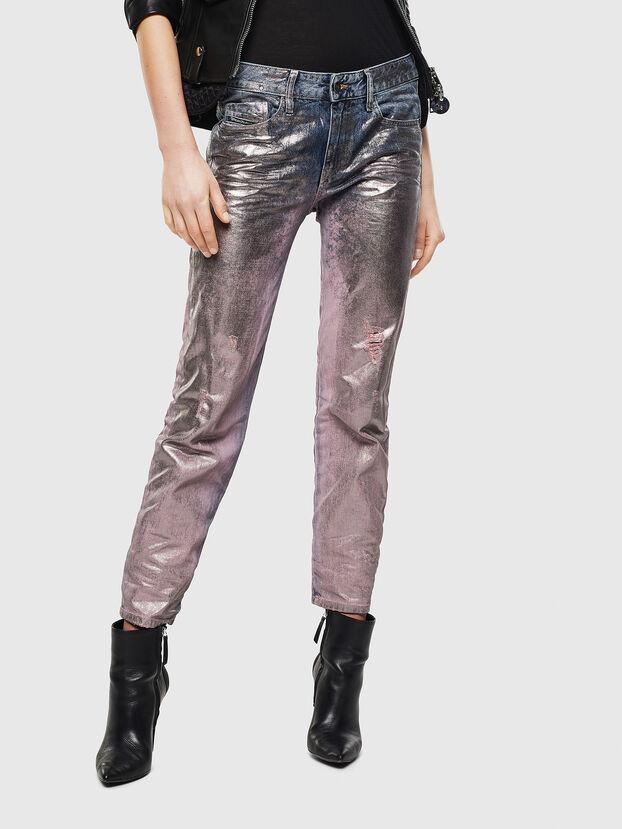 D-Rifty 0091J, Blu medio - Jeans