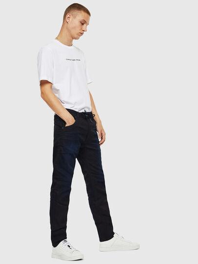 Diesel - Krooley JoggJeans 069IM, Blu Scuro - Jeans - Image 4