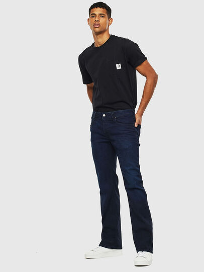 Diesel - Zatiny 0098I, Blu Scuro - Jeans - Image 5