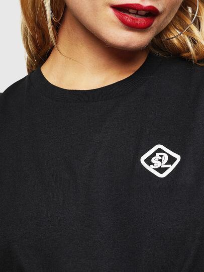 Diesel - CC-T-DIEGO-COLA, Nero - T-Shirts - Image 5