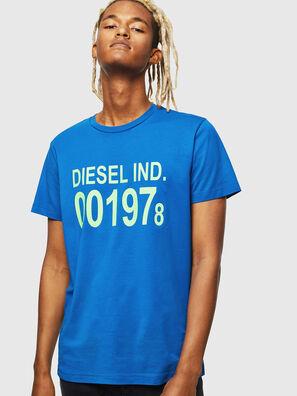 T-DIEGO-001978, Blu Brillante - T-Shirts