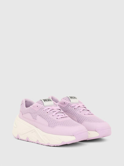 Diesel - S-HERBY LC, Lilla - Sneakers - Image 2