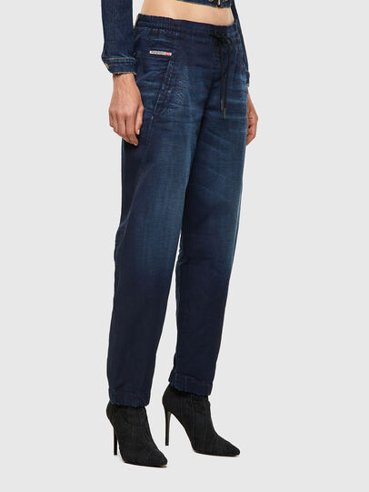 Diesel - Krailey JoggJeans® 069WS, Blu Scuro - Jeans - Image 3