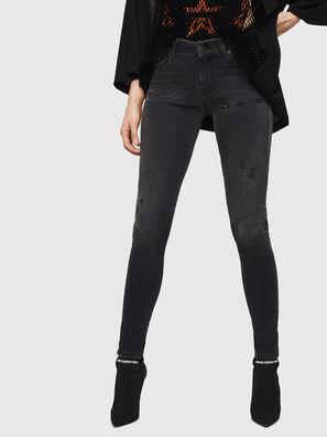 Slandy 069GI, Nero/Grigio scuro - Jeans