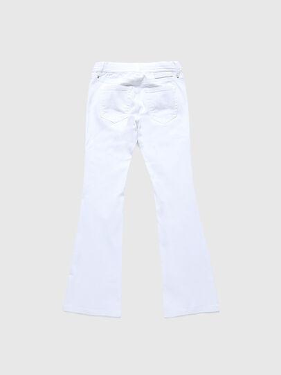 Diesel - LOWLEEH-J JOGGJEANS-N, Bianco - Jeans - Image 2