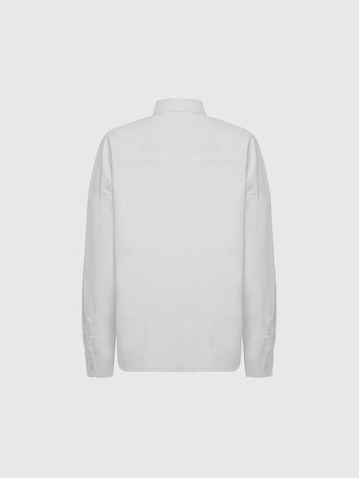 Diesel - S-LOOMY-A, Bianco - Camicie - Image 2