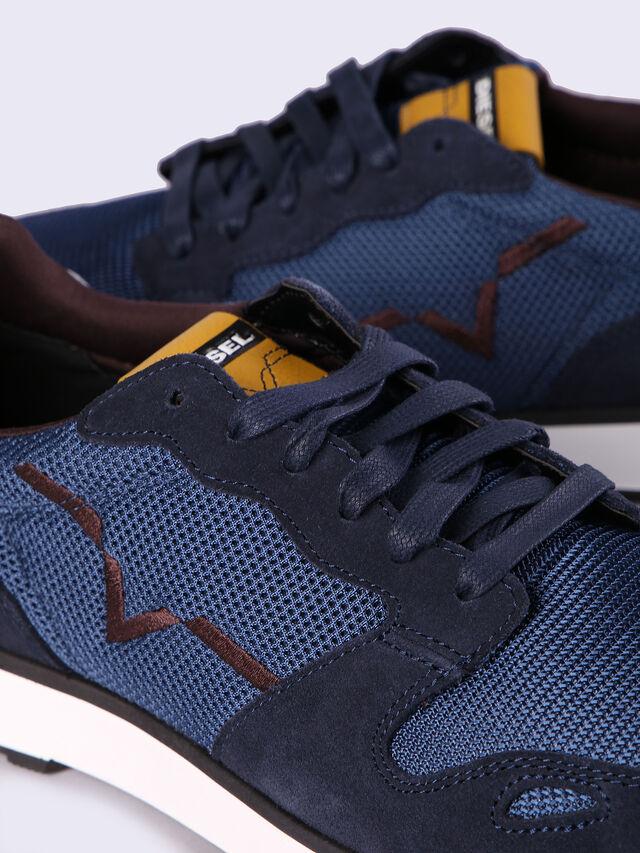 Diesel - RV, Blu - Sneakers - Image 4