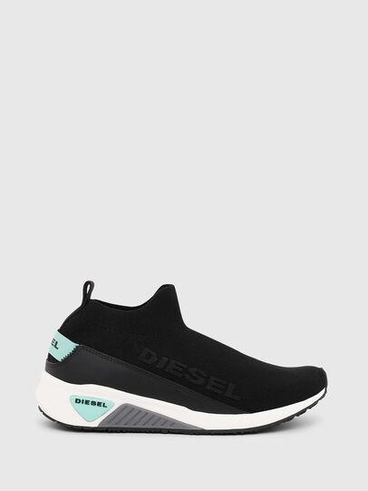 Diesel - S-KB SOCK QB W, Nero - Sneakers - Image 1