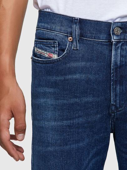 Diesel - D-Istort 009ZX, Blu Scuro - Jeans - Image 4