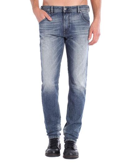 Diesel - Krayver 0833S, Blu Jeans - Jeans - Image 1