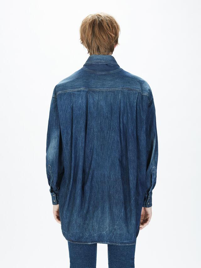 Diesel - SOTS01, Blu Jeans - Camicie - Image 6