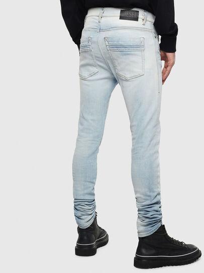 Diesel - D-Amny 009BE, Blu Chiaro - Jeans - Image 2