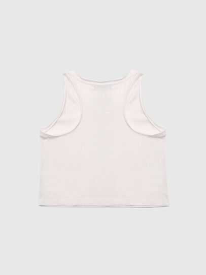 Diesel - TYLLINA, Bianco - T-shirts e Tops - Image 2