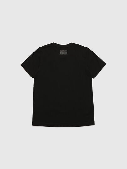 Diesel - TSILYHEART, Nero - T-shirts e Tops - Image 2