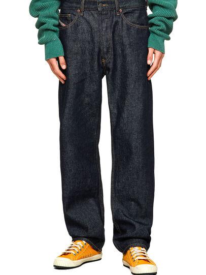 Diesel - D-Macs 009HP, Blu Scuro - Jeans - Image 1