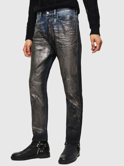 Diesel - D-Vider 0091J, Blu medio - Jeans - Image 6