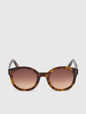 DL0252, Marrone - Occhiali da sole