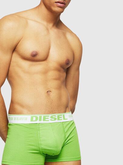 Diesel - UMBX-DAMIEN, Verde - Boxer stretch - Image 3