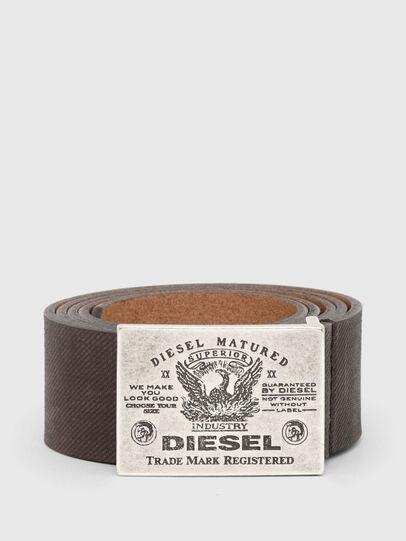 Diesel - B-FILIN, Marrone - Cinture - Image 1