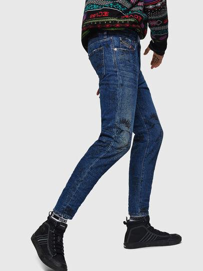 Diesel - Mharky 0078S, Blu medio - Jeans - Image 5