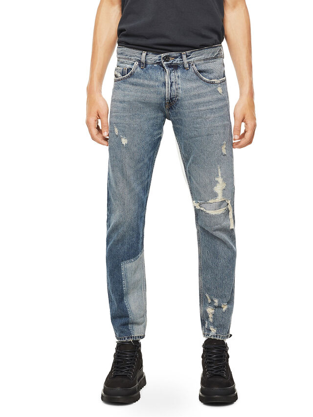 Diesel - TYPE-2813, Blu Jeans - Jeans - Image 1