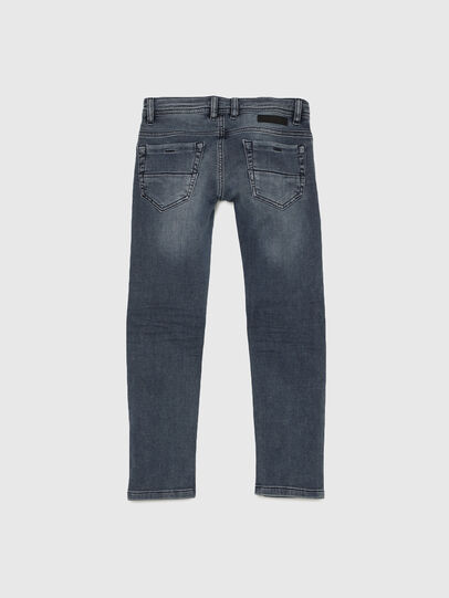 Diesel - THOMMER-J JOGGJEANS, Blu Scuro - Jeans - Image 2