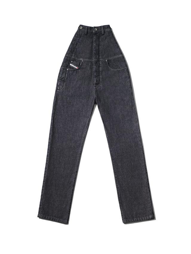Diesel - GMPT01, Nero Jeans - Pantaloni - Image 1