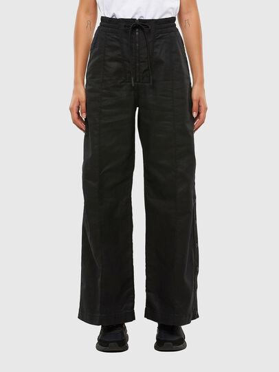 Diesel - D-Jaye JoggJeans 069PF, Nero/Grigio scuro - Jeans - Image 1