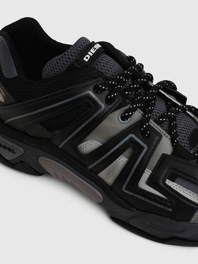 Diesel - S-KIPPER LOW TREK, Nero - Sneakers - Image 6