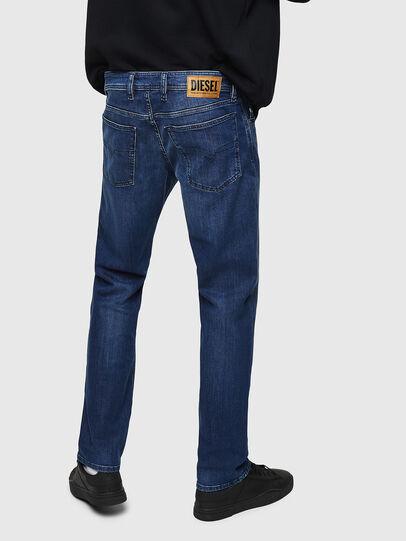 Diesel - Waykee 082AZ, Blu Scuro - Jeans - Image 2