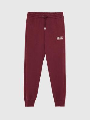 P-TARY-LOGO, Rosso - Pantaloni